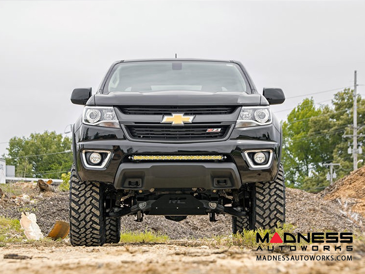 Lifted Chevy Colorado >> Chevy Colorado 4wd Suspension Lift Kit W Lifted Front Struts 6 Lift